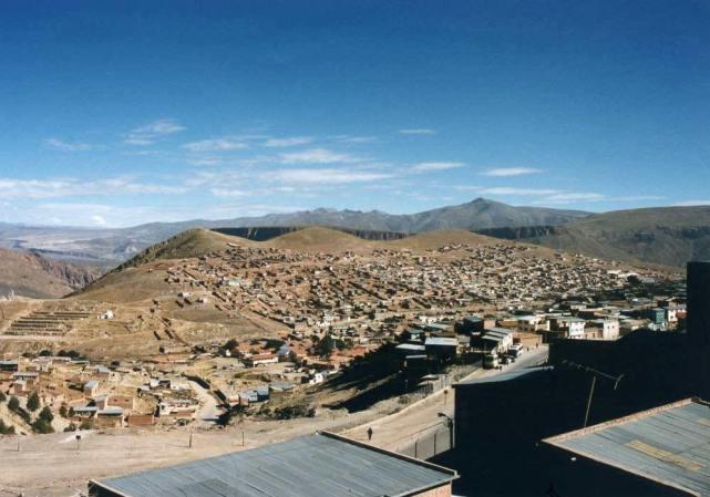 ボリビア ポトシ