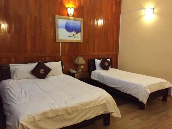 ベトナム2 サパ ホリディサパホテル