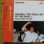 ♪ヌスラット・ファテ・アリ・ハーン(Nusrat Fateh Ali Khan)法悦のカッワーリー