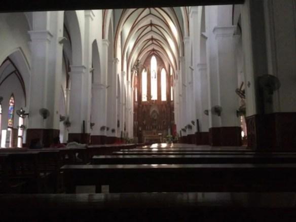 ベトナム4 ハノイ大教会
