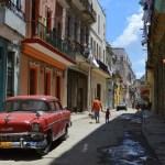 50年代のアメ車がたくさん!クラシックカーの街「ハバナ」(Habana)【キューバ】