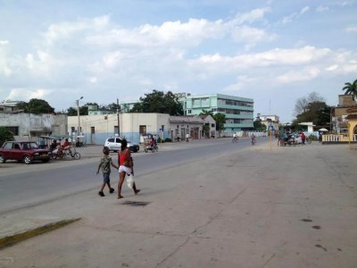トリニダーからバスでサンティアゴ・デ・クーバへ 【キューバ Cuba】