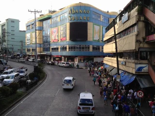 フィリピン、バギオ。バギオ市内
