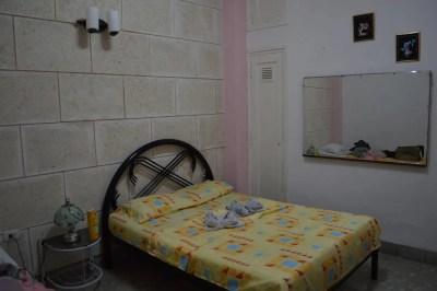 ハバナのカサ(民宿)の部屋 【キューバ Cuba】