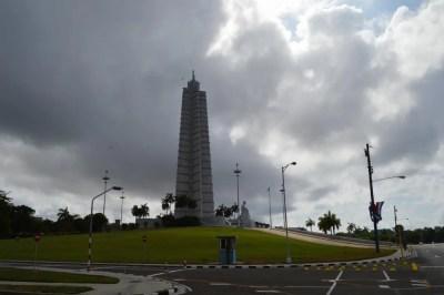 ホセ・マルティ記念博物館、ハバナ新市街の風景 【キューバ Cuba】