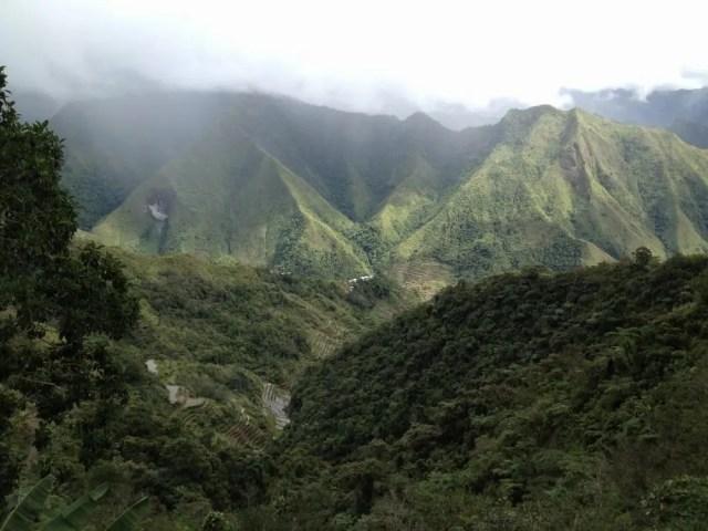 フィリピン、バナウェ。バナウェの棚田 【世界遺産】