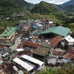 バナウェ(Banaue)の街をぶらぶら散歩【フィリピン】
