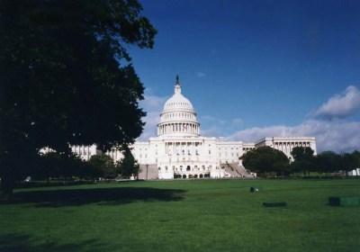 ワシントン 国会議事堂