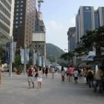 ソウルの街角ぶらぶら歩き(韓国社会のことを聞く)서울【韓国】