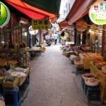 ソウルの市場と屋台(韓国・ソウル)【市場・バザール】