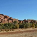 日干しレンガの城塞都市「アイト・ベン・ハッドゥ」(世界遺産)【モロッコ】