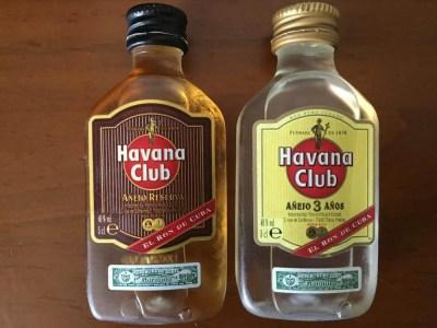 キューバのラム酒「ハバナ・クラブ」(Hvana Club)