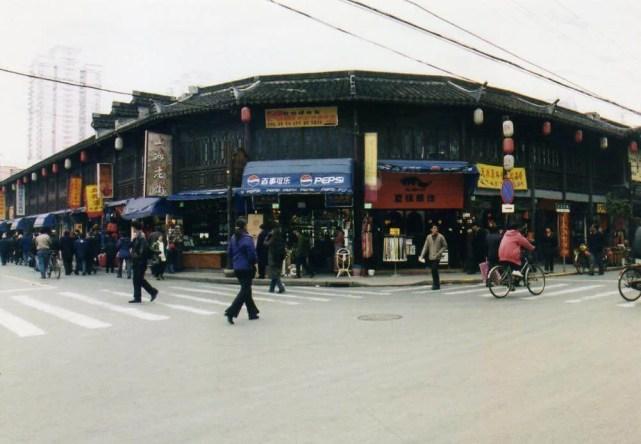 上海の街の風景【中国、上海】