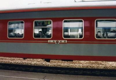 上海から列車で約1時間、蘇州に到着 【蘇州】