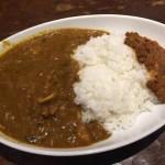 【閉店】スパイス感満点のインド風カレーライス『フィッシュ(Fish)』@六本木一丁目