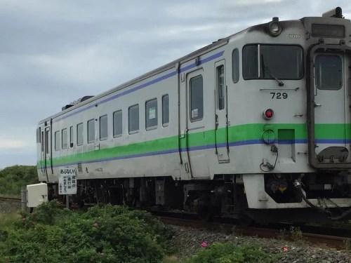 原生花園駅、北海道