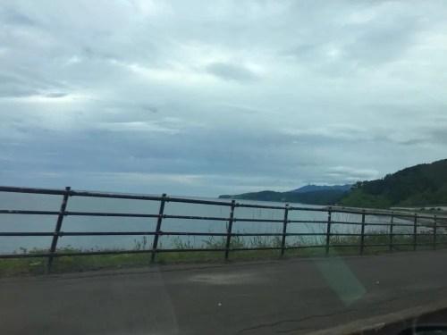 女満別から知床へ、北海道
