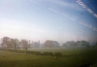 ダブリンからゴールウェイへ列車の旅【アイルランド】