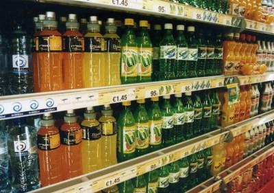 ゴールウェイのスーパーマーケット【アイルランド】