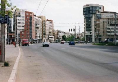 バイア・マーレの町 【ルーマニア】
