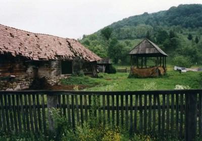 バルサナ村の村【ルーマニア】