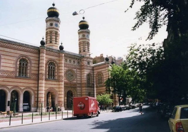 ヨーロッパ最大のシナゴーグ、「ドハーニ街シナゴーグ」ブダペスト【ハンガリー】