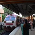 キャンディからゴールへ、列車の旅【スリランカ】
