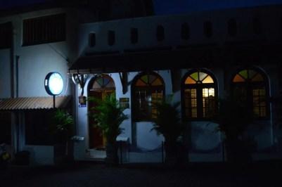 ゴールのホテル、ニュー・オールド・ダッチ・ハウス【スリランカ】