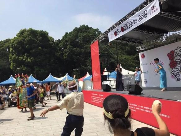 日本台湾祭り