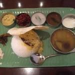 毎日食べても飽きない!南インド料理のミールス『ケララの風II』@大森