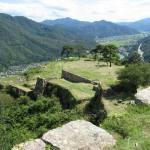 日本のマチュピチュとも言われる天空の城、竹田城跡