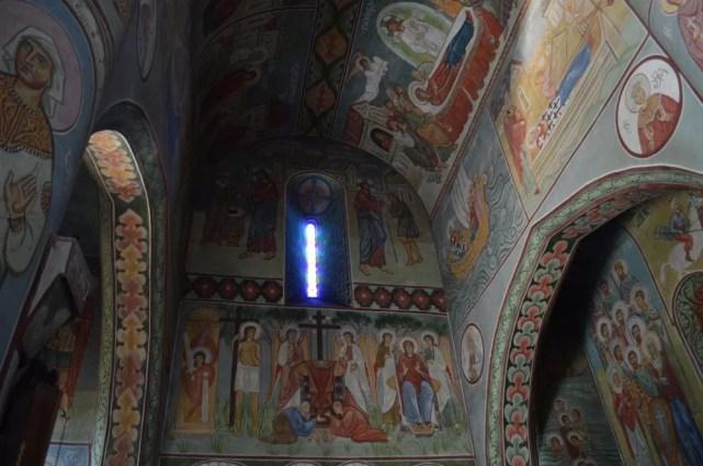 トビリシ、ナリカラ要塞の教会【ジョージア(グルジア)Georgia:საქართველო】