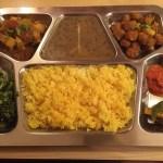 板橋にある老舗ネパール料理店『マナカマナ』のダルバートセット!@大山