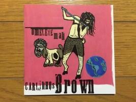 カルリーニョス・ブラウン【音楽】
