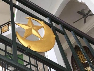 サルタンモスク、アラブストリート【シンガポール】