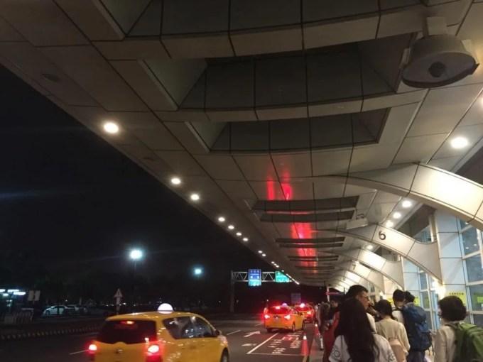 高雄空港【台湾1(成田〜高雄)】