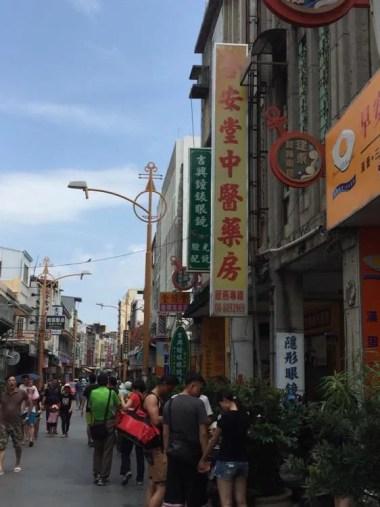 恒春老街【台湾6(恒春〜四重渓〜台南)】