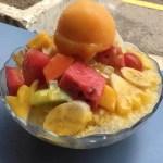 マンゴーかき氷が食べられる!『裕成水果店』(夏季限定ですが・・・)@台湾・台南