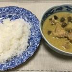 10分で出来ちゃう!タイの台所「タイグリーンカレーセット」