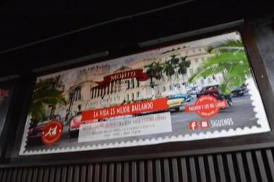 モヒート・ルーム(ローマ・コンデサ地区)(メキシコシティ③)【メキシコ】