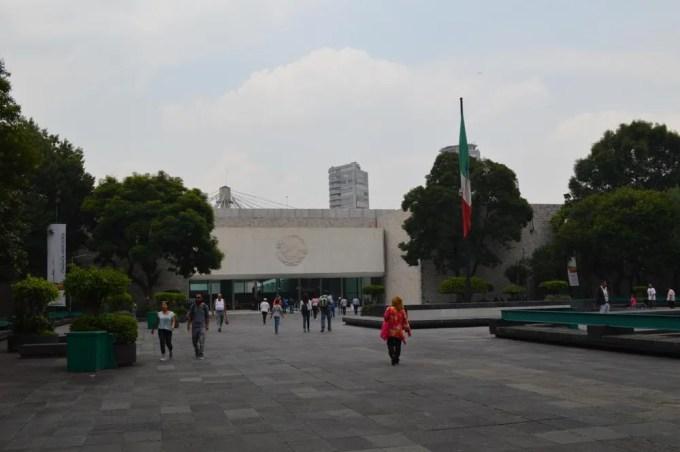 国立人類学博物館(メキシコシティ③)【メキシコ】