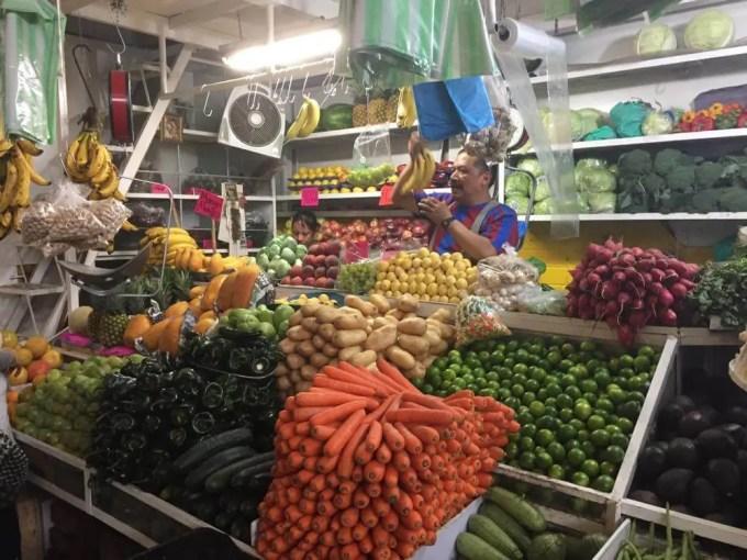 サン・フアン市場(メキシコシティ④)【メキシコ】