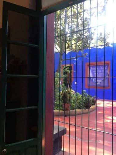 フリーダ・カーロ博物館【メキシコ】(メキシコシティ⑥)