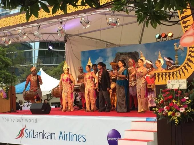 スリランカフェスティバル