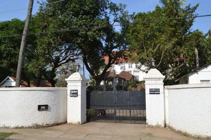 タクール・ハウス フォートコーチン(南インド・ケララ州2)