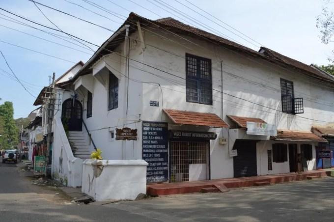ヴァスコ・ハウス フォートコーチン(南インド・ケララ州2)