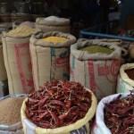 カレーリーフの香り漂う♪「エルナクラム・マーケット」(南インド・コーチン)