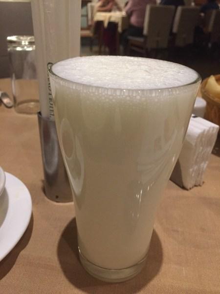 Grand Hotel(夕食)(南インド・ケララ州5)
