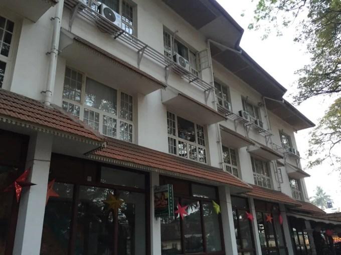 No. 18 Hotel(南インド・ケララ州6)