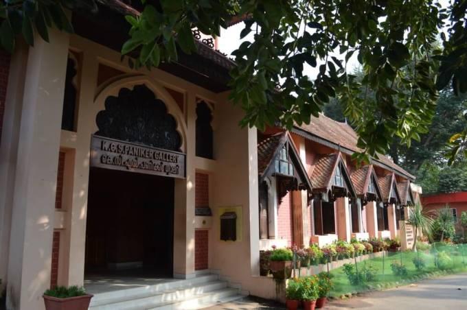文化公園、トリヴァンドラム(南インド・ケララ州12)